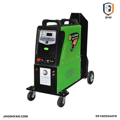 دستگاه جوش اينورتر تيگ پالسي سه فاز - ديجيتال TIG400P Digital