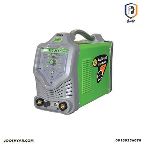 دستگاه جوش اينورتر تيگ پالسي - ديجيتال TIG251P Digital