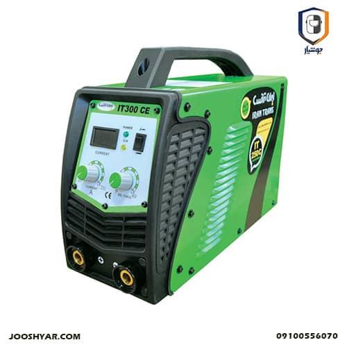 دستگاه جوش اينورتر الكترود (سلولزي )IT300CE
