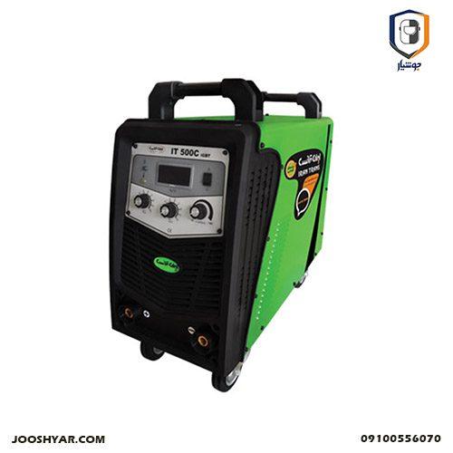دستگاه جوش اينورتر الكترود IT500C