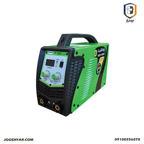 دستگاه جوش اينورتر الکترود IT 250 C