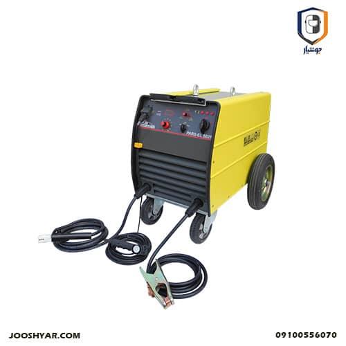 دستگاه جوش برق و تیگ و گوجینگ Pars EL 502 P (1)