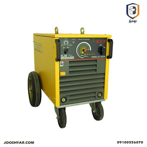 دستگاه جوش برق و گوجینگ PARS-G 1002T (1)