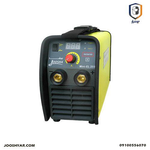 دستگاه جوش برق Mini EL 203