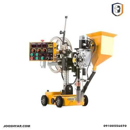 دستگاه جوش زیر پودری مدل POWER-SUB-INV SERIES 12.53