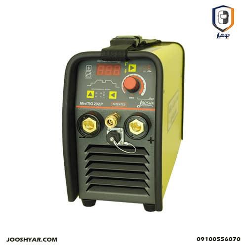 دستگاه جوش مینی تیگ هواخنک Mini TIG 202 P