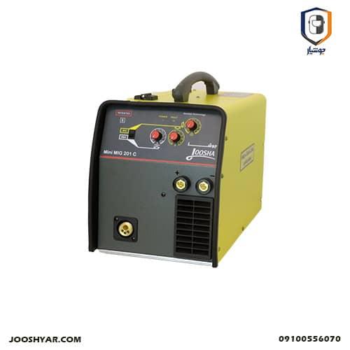 دستگاه جوش مینی میگ و الکترود MINI MIG 201C
