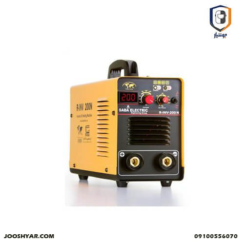 دستگاه جوش R-INV-200N صبا الکتریک