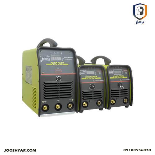 1) دستگاه پیچ جوش CD 802i