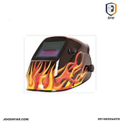 ماسک اتومات SMS مدل آتشی