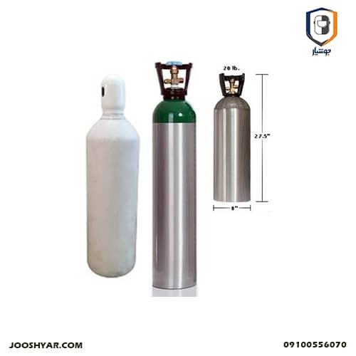 کپسول اکسیژن 20 لیتری