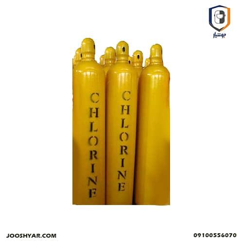 گسول گاز کلر Chlorine