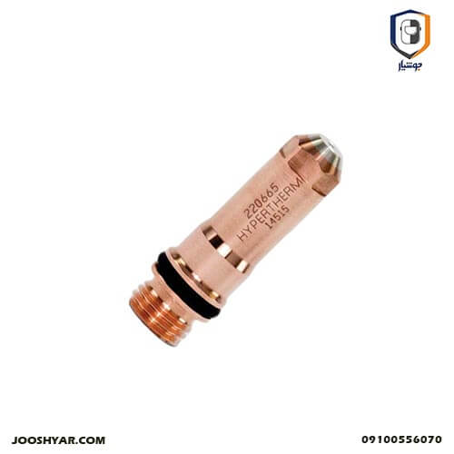 الکترود سیلور 130 آمپر یا Silver Plus electrode کد 220665
