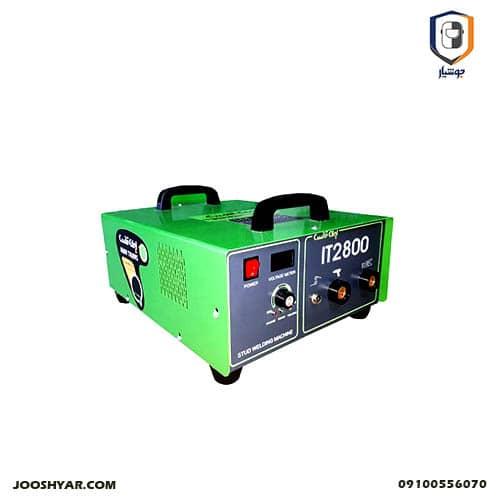 دستگاه پیچ جوش ایران ترانس مدل IT2800