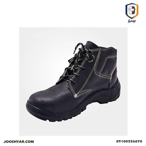 کفش ایمنی فرزان مشکی (1)