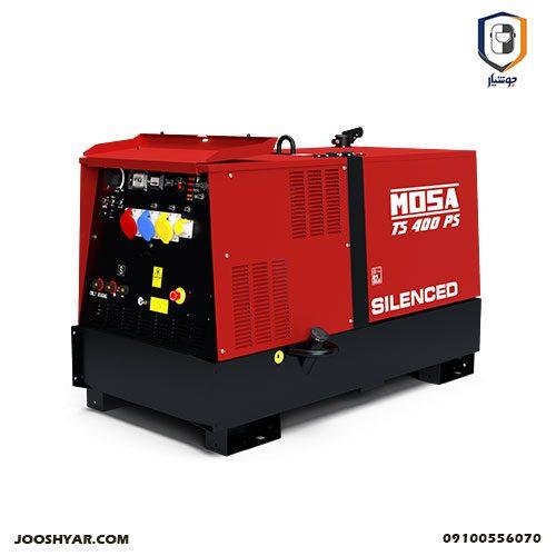 موتور جوش موزا ایتالیا مدل TS 400 PS/ EL BC